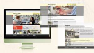 Sutter+Sutter Website